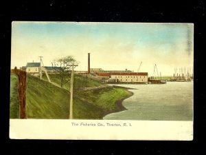 1907 Church Brothers Fisheries
