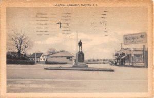 WWI Doughboy Statue