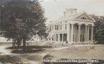 Benjamin Barker House (where Rte 24 & Sakonnet Bay elderly housing is now)