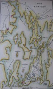 Battle of RI  August 1778