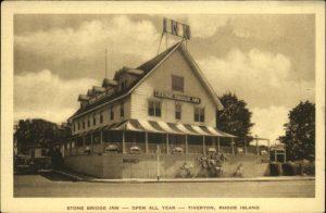 Stone Bridge Inn - 1950
